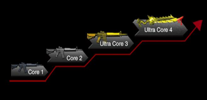 X'Glide Ultra Core 3